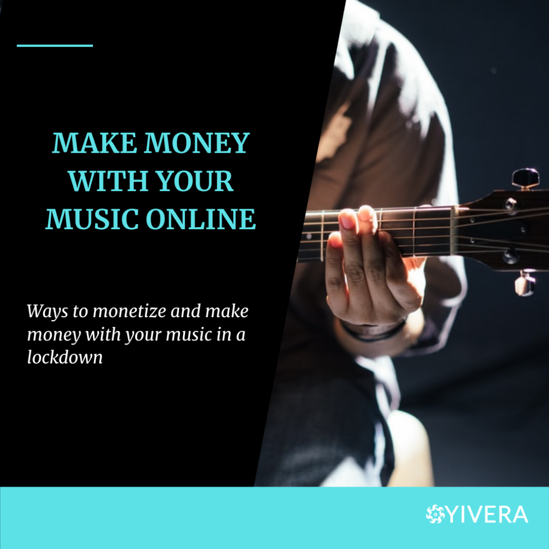 make money with your music